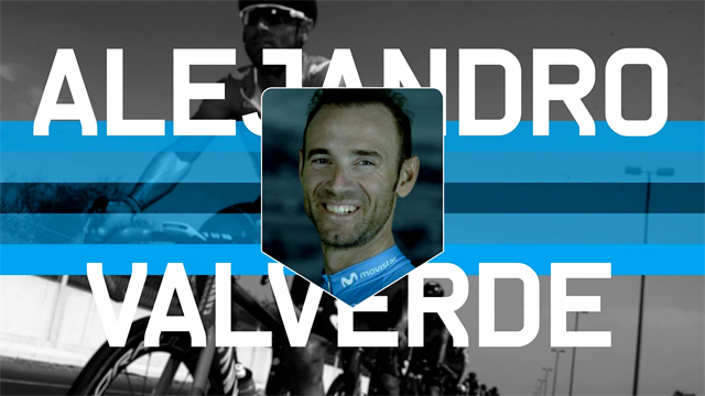Get to Know... Alejandro Valverde: l'emozione di indossare il dorsale 1 dopo l'infortunio al Tour