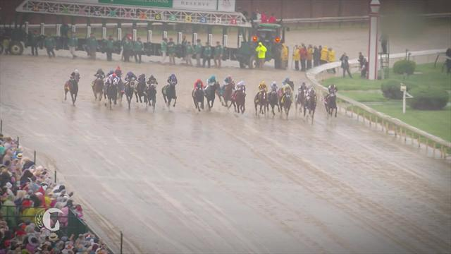 Horse Excellence: 'Wettest ever' Kentucky Derby Review
