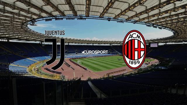 «Ювентус» – «Милан»: перед матчем. Смотри финал Кубка Италии вечером на канале Eurosport!