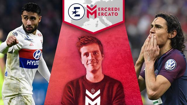 PSG - Mercato: Cavani et Di María se dirigeraient vers l'Atlético !