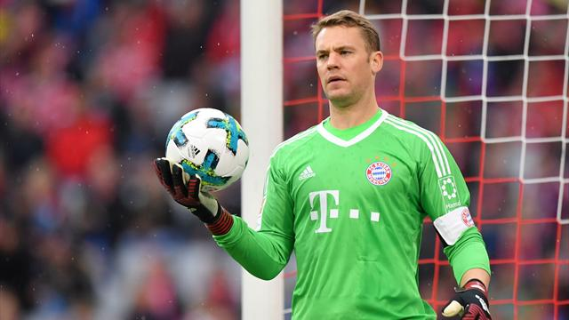 Heynckes: Neuer on the Bayern bench for Cup final