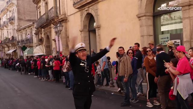 One Man v A Whole Italian City