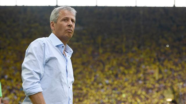 Dortmund officialise Favre