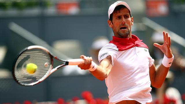 Djokovic repasse un premier cap