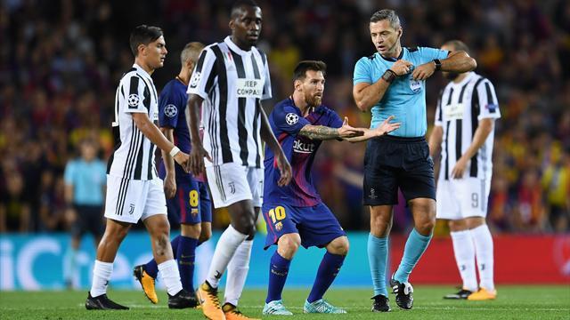 """Valverde : """"Parler avec l'arbitre, c'est normal"""""""