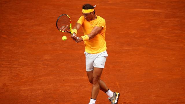 Rafa Nadal vs Denis Shapovalov - Masters 1.000 Roma 2018