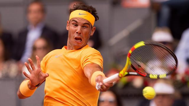 Nadal croque Monfils et file en huitièmes