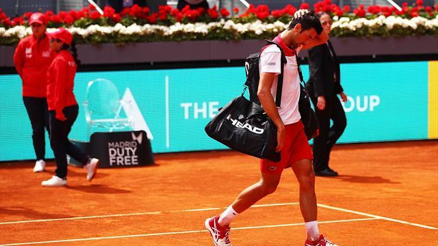 Are Djokovic's best days behind him?
