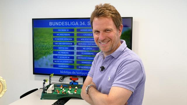 #SotipptderBoss: Beim HSV bleibt die Uhr stehen, BVB vergeigt Endspiel