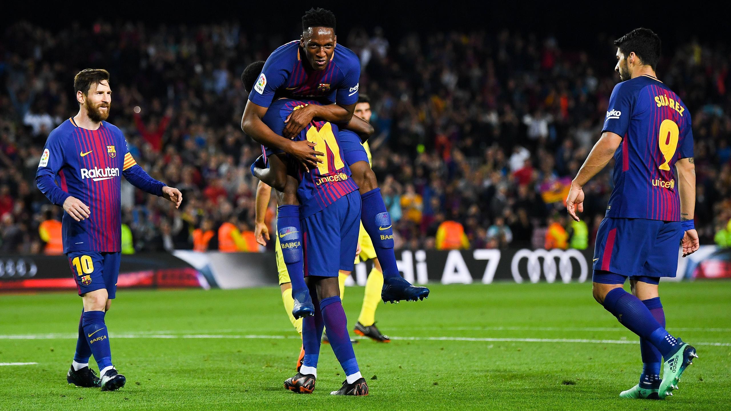 Barcelona Gegen Villarreal