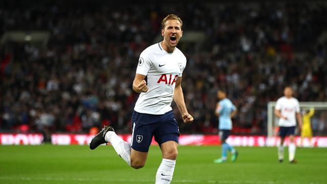 Tottenham et Kane ensemble jusqu'en 2024