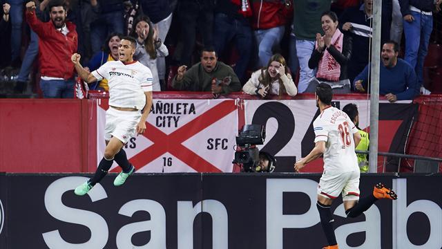 Madrid diminué, le FC Séville en a profité