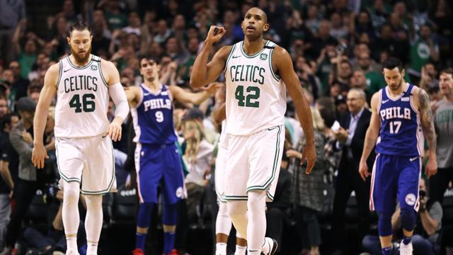 Les Celtics en finale de l'Association Est