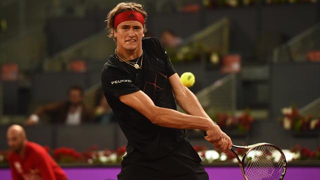 Mayer – Zverev EN DIRECT