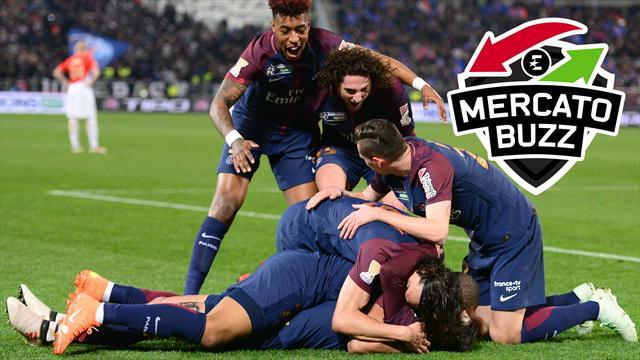 Mercato Buzz : Le Barça prêt à s'attaquer à un incontournable du PSG
