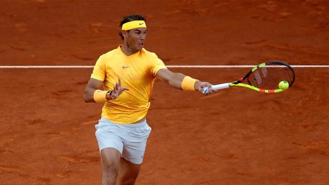 Nadal vence a Schwartzman y supera el récord de McEnroe con 50 sets consecutivos (6-3 y 6-4)