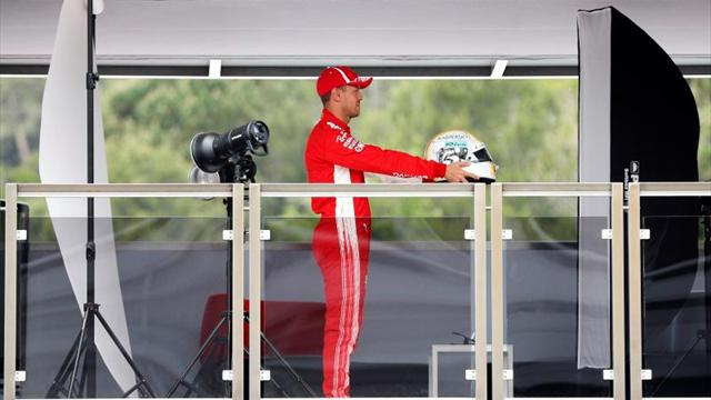 Un dominante Hamilton gana el GP de España