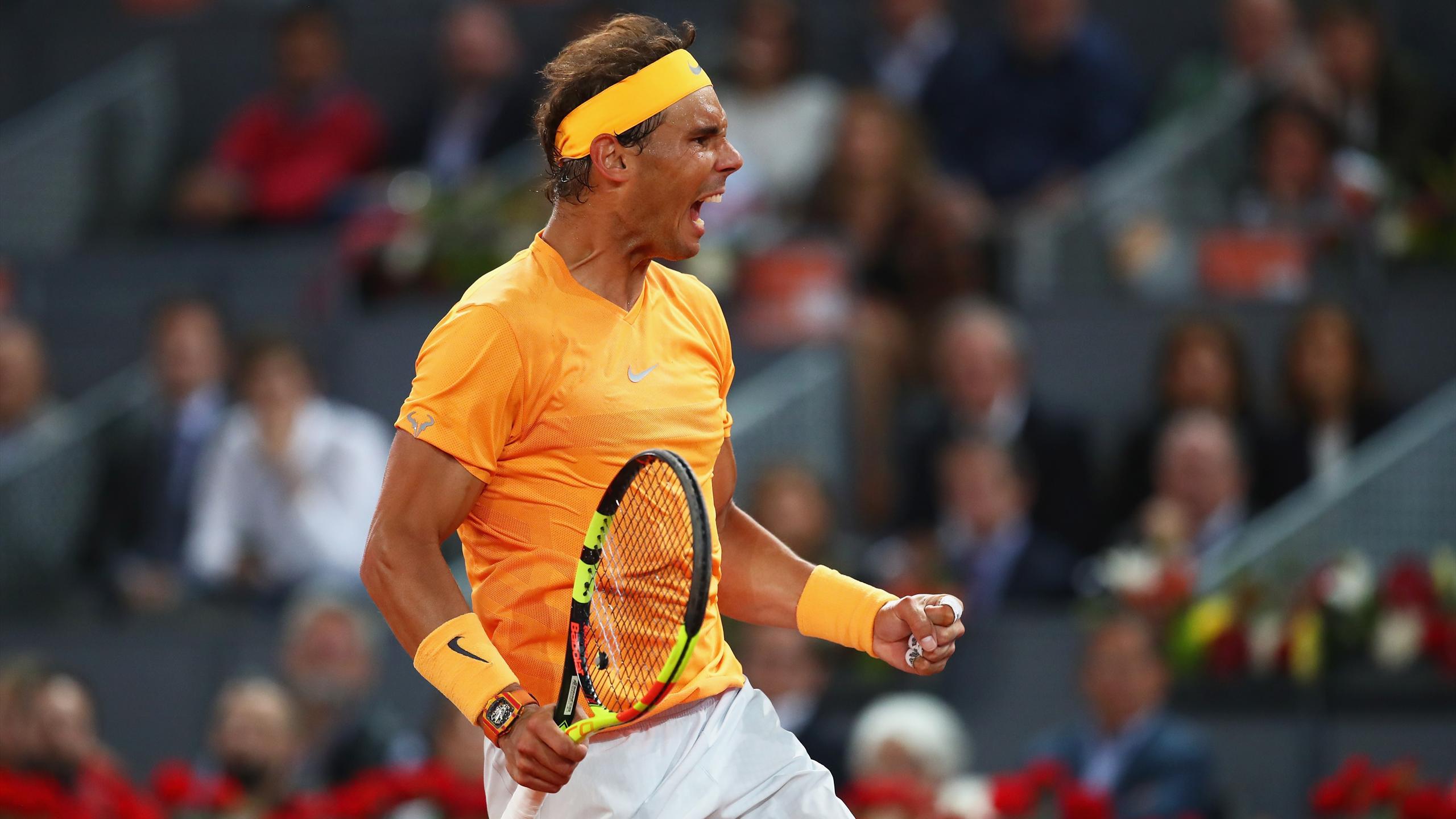 Nadal devra gagner - Eurosport