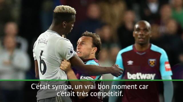 Mourinho : «Pogba et Noble étaient comme des amoureux»
