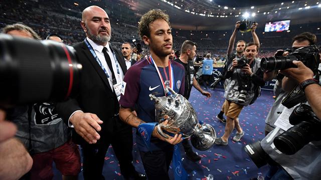 Ligue 1 peu compétitive, problème d'adaptation : Neymar voudrait zapper la page PSG