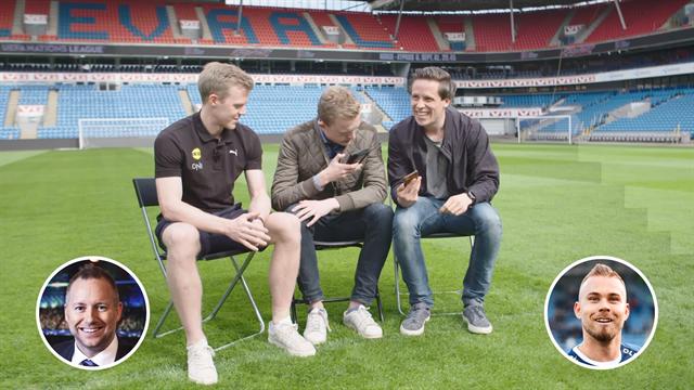 Emil i Eliteserien: Marcus Pedersen går fem på