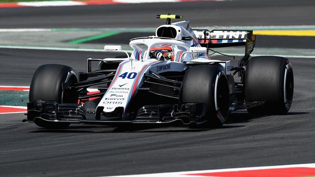 Williams débutera la saison 2019 avec un nouveau sponsor titre