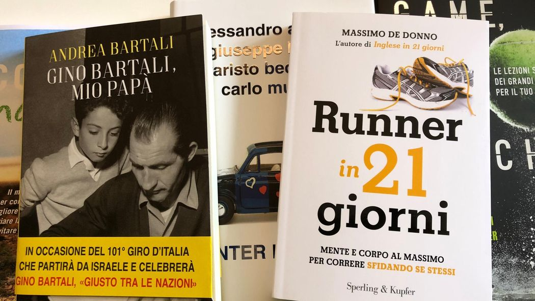 b4dc3430fae56 I 18 libri di sport da non perdere quest estate - Serie A 2017-2018 -  Calcio - Eurosport