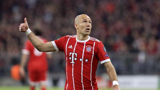 Bayern: Robben verpasst Pokalfinale, Müller einsatzbereit