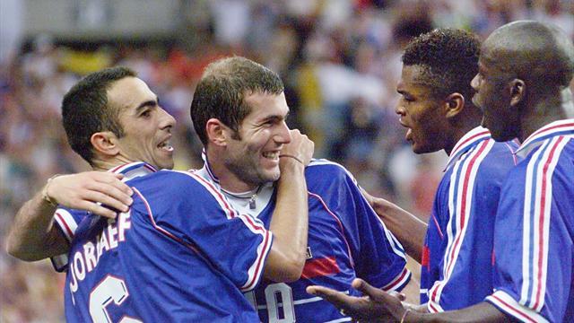 Zidane : «On disait que j'étais incompatible avec Djorkaeff»