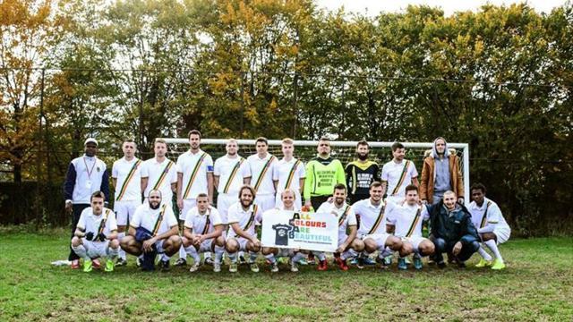 El NK 041, un club croata que va contra corriente y lucha contra el racismo