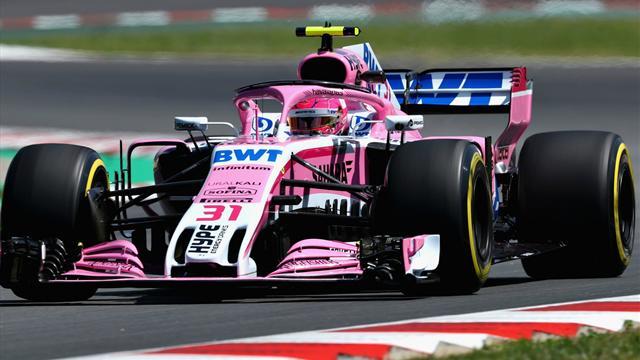Avenir assuré, nouveau nom, points enlevés : Force India repart de zéro