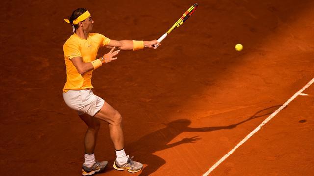 Nadal rulla Dzumhur e buona la prima, vanno avanti anche Djokovic e Del Potro