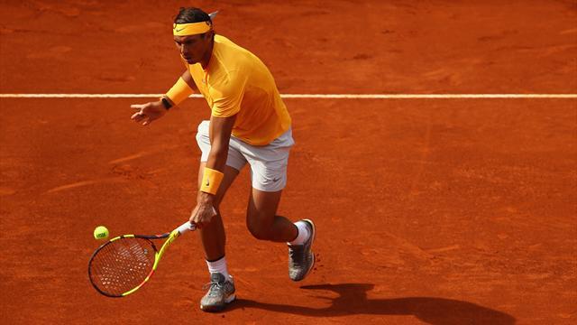 Dommage collatéral : Nadal va céder sa place de N.1 à Federer