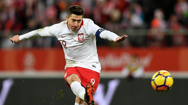 Mondial 2018 : Groupe H - le défenseur polonais Kamil Glik forfait