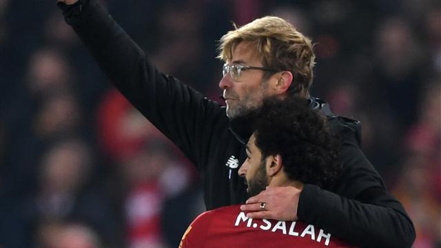 «Wow, c'est la crise !» : Klopp ironise sur le cas Salah
