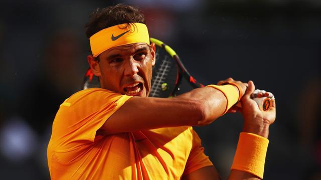 Masters 1.000 Roma, Nadal-Dzumhur: Borrón y cuenta nueva