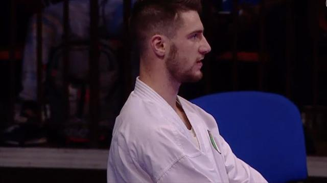 Michele Martina campione europeo nei -84 kg