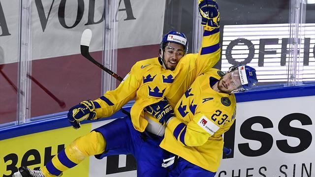 Titelverteidiger Schweden und USA im Viertelfinale