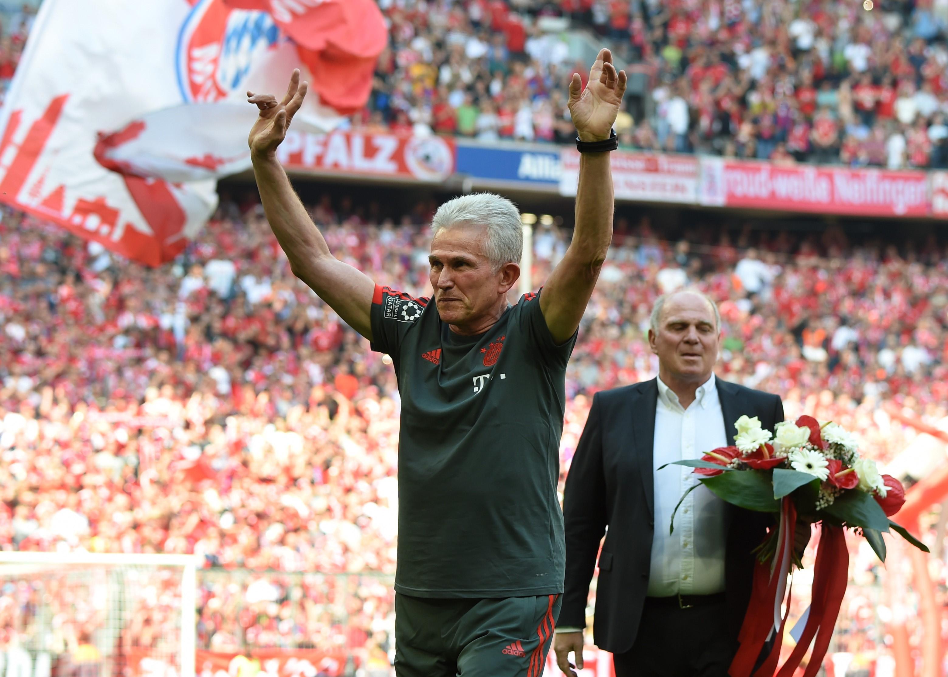 Юпп Хайнкес («Бавария» Мюнхен)