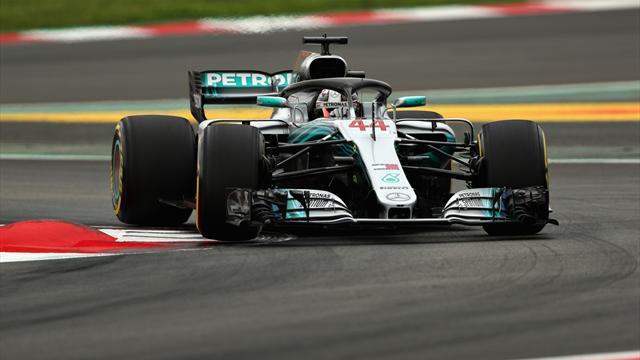 Formula 1'de heyecan Büyük Britanya'ya taşınıyor