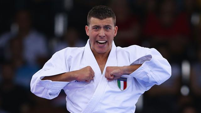Italia in grande spolvero: Mattia Busato bronzo europeo nel kata