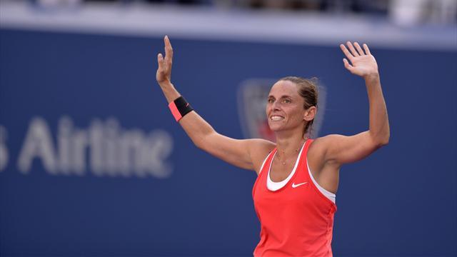 Tennis: Roberta Vinci annuncia il ritiro dal tennis