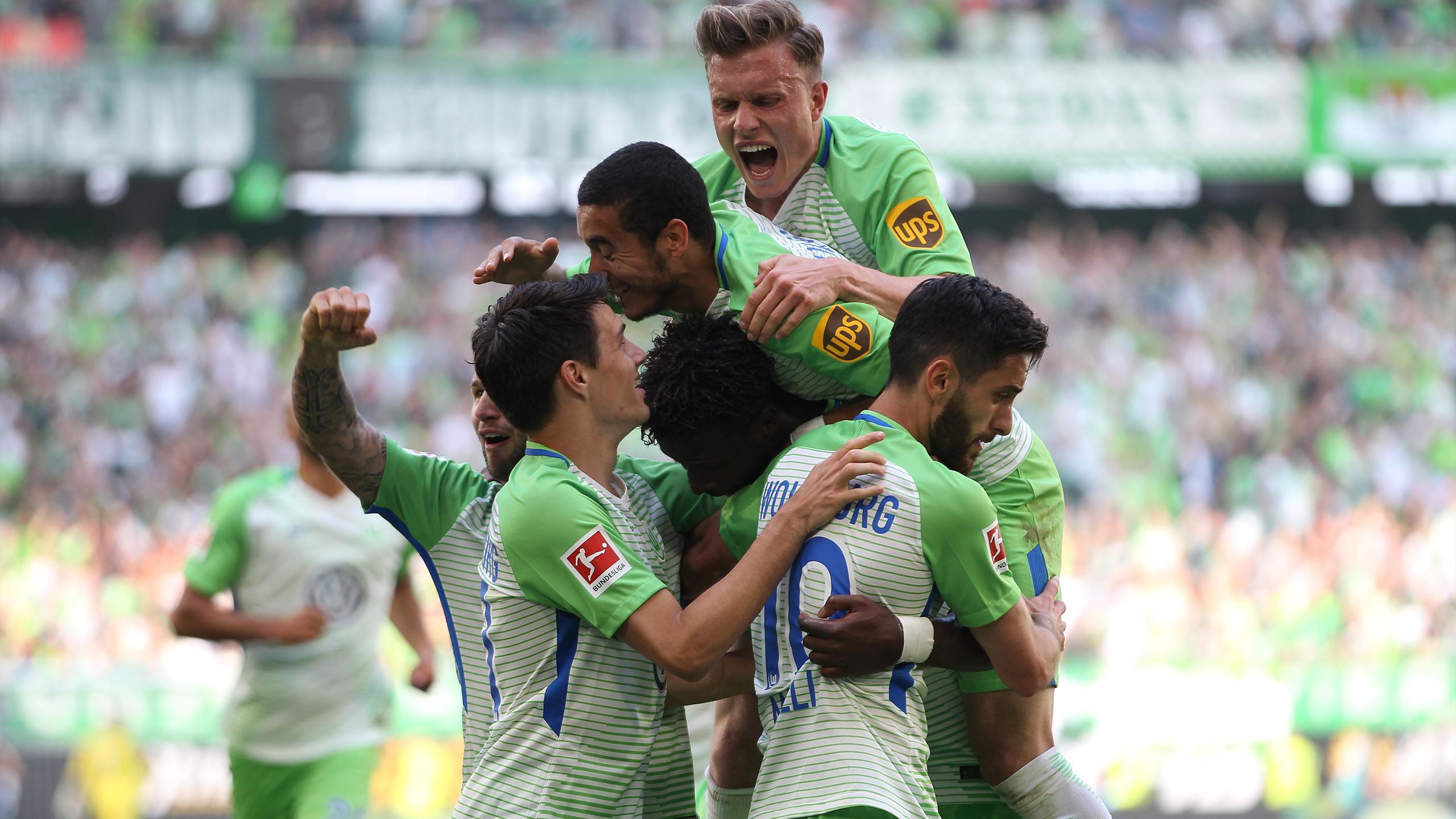 Relegation Wolfsburg