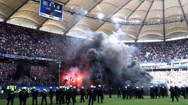 Hambourg relégué pour la 1re fois, Hoffenheim sur le podium