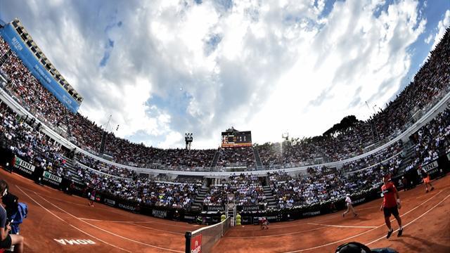 Nadal-Djoko, Foro Italico, Bonacossa : Rome a le poids de l'histoire sur ses épaules