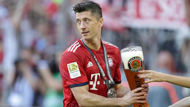 Agent confirms Lewandowski seeking Bayern exit