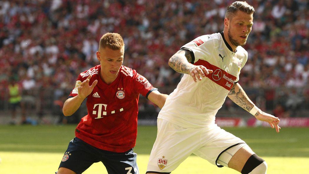 Elf Der Woche Am 34 Spieltag Mit Ginczek Guilavogui Brandt Und