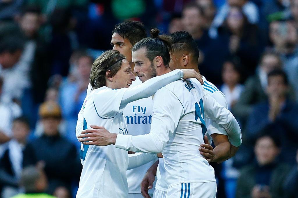 Гарет Бэйл («Реал» Мадрид)
