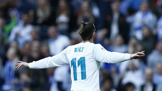 Petit pont, pétard et boulet de canon : Bale et Isco ont chacun inscrit un bijou
