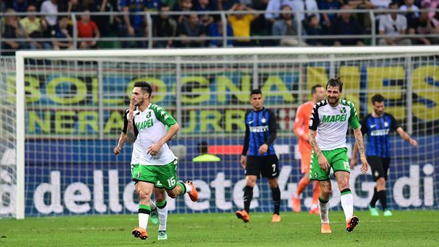 L'Inter Milan tombe et envoie la Roma en C1